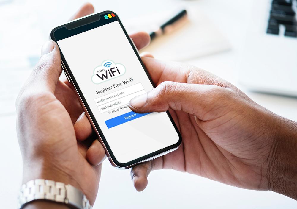 Self register wifi chiangmai